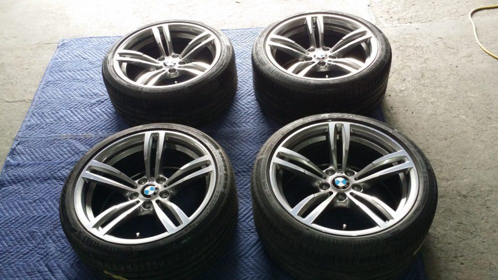 BMW M4 ホイール カラーチェンジ 色替え ダイヤモンドカット & 夏休みのお知らせ